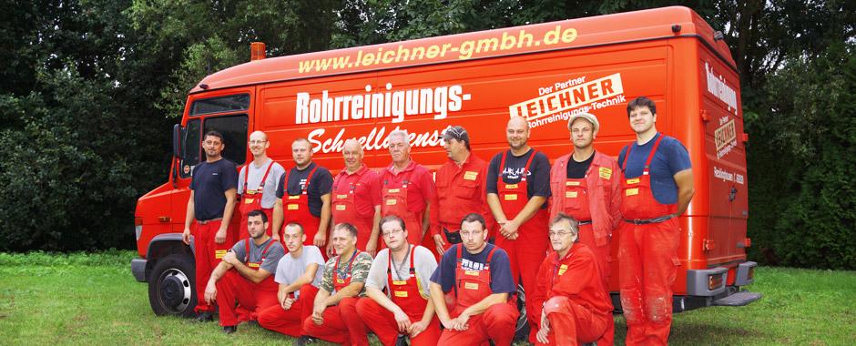 Fred Leichner GmbH Team